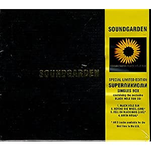 Amazon.com: Black Hole Sun with Superunknown Singles Box ...