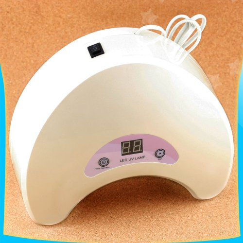 Sales !!! Belle® 18W Led Nail Polish Dryer / Lamp / Light For Curing Gelish Gel Timer