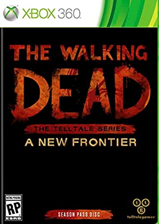 The Walking Dead: The Telltale Series A New Frontier - Xbox 360