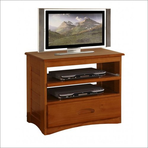 Buy low price hadley pointe tv stand in honey pine 1656 52 for Cheap bed stands