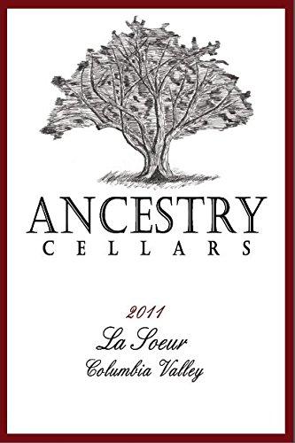 """2011 Ancestry Cellars """"La Soeur"""" Red Blend 750 Ml"""