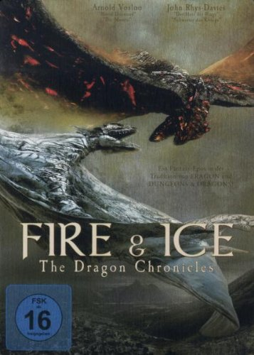 Fire & Ice - The Dragon Chronicles (Steelbook)