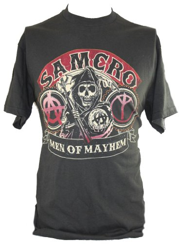 Sons of Anarchy Mens T-Shirt -