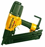 BOSTITCH MCN250S 2-1/2-Inch Strapshot Metal Connector Nailer, Short Magazine