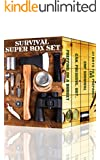 Survival Super Boxset: Four Best Selling Prepper/Survival Books