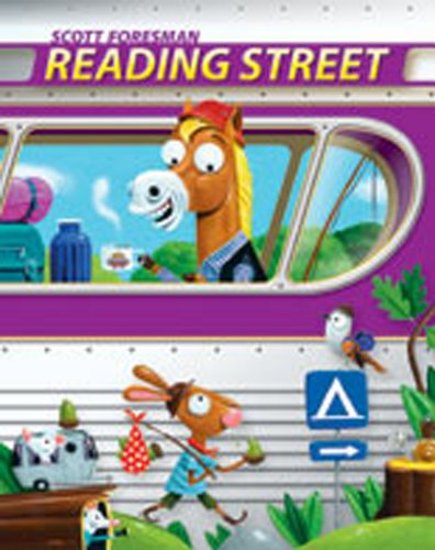 Reading Street Student Package, Grade 3