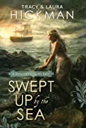 Swept Up by the Sea by Tracy Hickman, Laura Hickman cover image