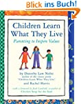 Children Learn What They Live: Parent...