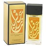 Calligraphy Saffron by Aramis Eau De Parfum Spray 3.4 oz for Women - 100% Authentic (Tamaño: 3.4 Oz)