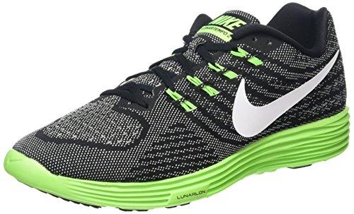 Nike Uomo Lunartempo 2 scarpe da corsa nero Size: 43