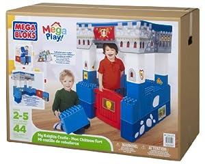 Mega Bloks Megaplay My Knights Castle