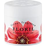CARALL FLORIL Scent with a brilliant presence , 100% Japanese Car Air Freshner