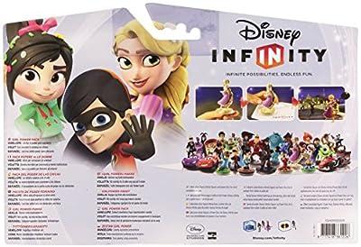 Disney Infinity Girls 3-Figure Power Pack (PS3/Xbox 360/Nintendo Wii/3DS/Wii U) (UK Import)