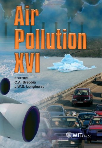 Air Pollution XVI (Wit Transactions on Ecology and the Environment)