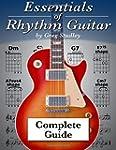 Essentials of Rhythm Guitar: Complete...