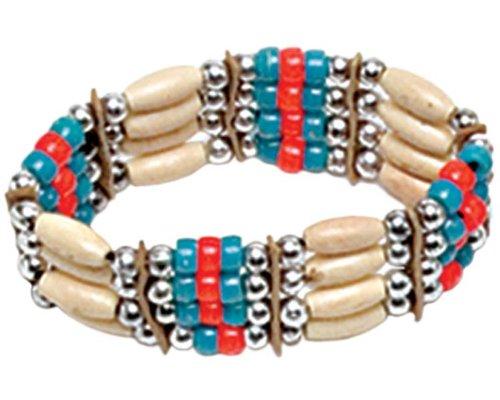 [Indian Beaded Bracelet - Adult Std.] (Indian Beaded Bracelet)