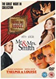 Moulin Rouge/Mr And Mrs Smith/Thelma And Louise [DVD]