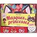 Masques de princesses � d�corer