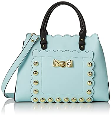 Betsey Johnson Studded Affair Satchel from Betsey Johnson Handbags