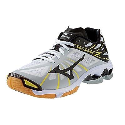 Mizuno Men's Wave Lightning Z WH-BK Volleyball Shoe
