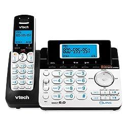Vtech 2-Line DS6151 DECT 6.0 Cordless Phone