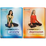 Viniyoga Therapy for Anxiety and Depression 2-DVD Set