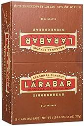 Larabar Gingerbread Caddy Bar, 25.6 Ounce