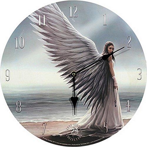 """MF-Fairfactory - Orologio da parete """"Spirit Guide Anne Stokes"""""""