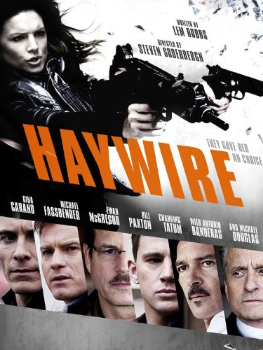 Official Trailer Video: Gina Carano Starring in Haywire