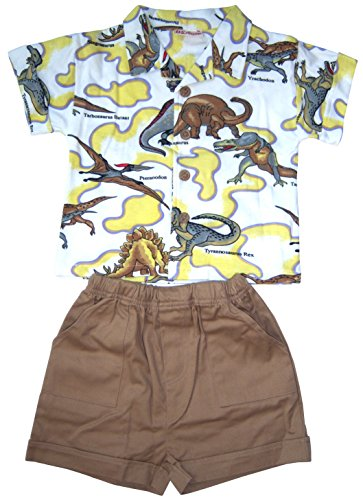 Dinosaur Clothes For Kids front-1029495