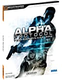 Alpha Protocol Official Strategy Guide (Official Strategy Guides (Bradygames))
