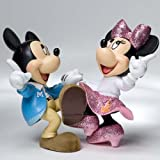 Disney Showcase - Dancing With The Mouse - Jitterbug - Mickey & Minnie Figurine