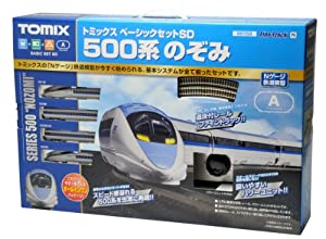 Amazon.com: Basic Set SD Series 500`Nozomi` (Fine Track, Track Layout