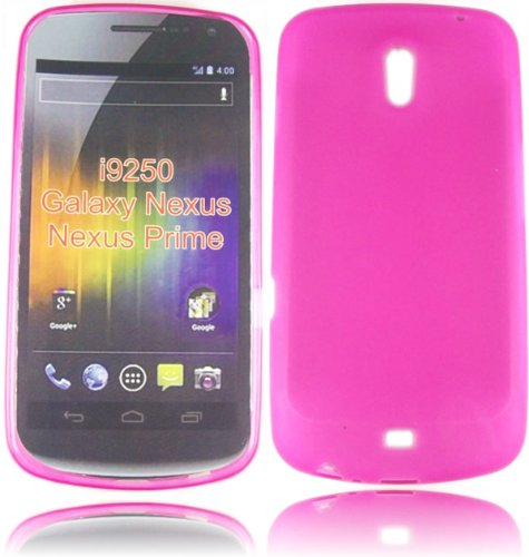 Gel Decken Fall Haut F&#252;r Samsung Galaxy Nexus i9250 / Pink