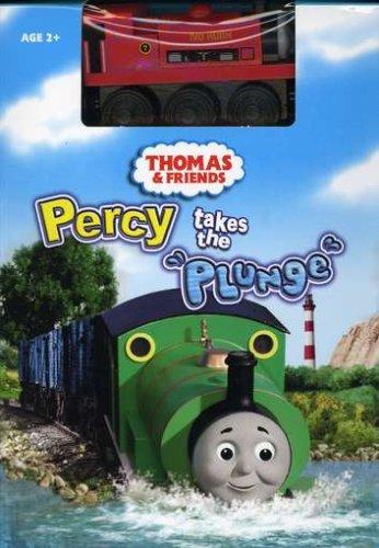 Thomas & Friends Percy Takes A Plunge W/train [dvd]