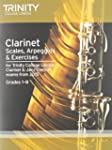 Clarinet & Jazz Clarinet Scales & Arp...