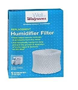 walgreens humidifier filter