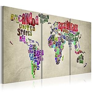 Grand format impression sur toile images 3 parties - Cheque cadeau maison du monde ...