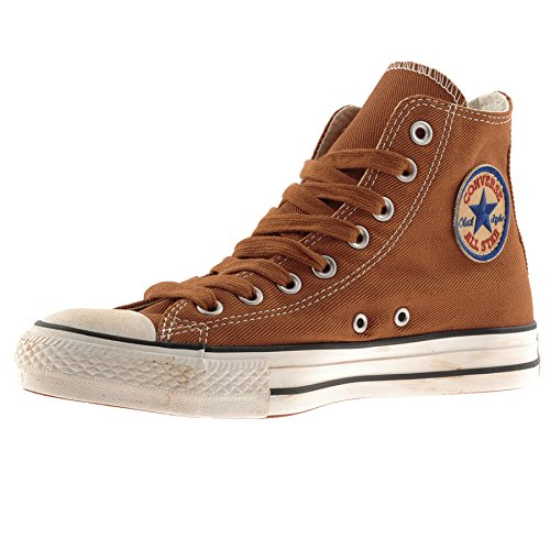 Converse Women's Chuck Taylor All Star High Top Sneakers, Auburn, 7.5 B(M) US Women / 5.5 D(M) US Men