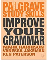 [ IMPROVE YOUR GRAMMAR BY PATERSON, KENNETH G.](AUTHOR)PAPERBACK