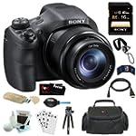 Sony DSC-HX300 20.4MP Digital Camera...