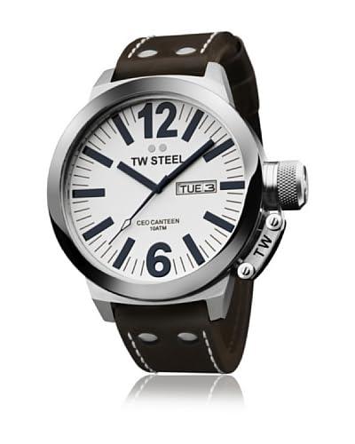 TW Steel Reloj con movimiento Miyota CE1005  45 mm