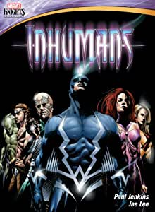 Inhumans (Marvel Knights)