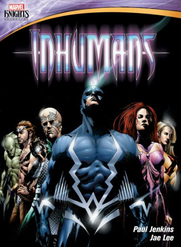 Marvel Knights: InHumans