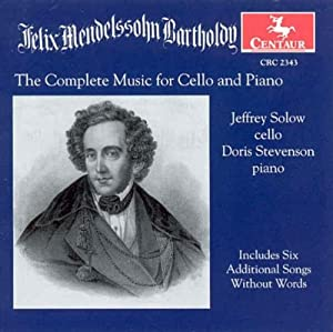 Complete Music for Cello & P