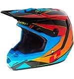 One Industries Atom Xwing Helmet (Red/Black, Medium)