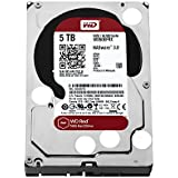 WD WD50EFRX interne Festplatte 5TB (8,9 cm (3,5 Zoll), 64MB Cache, SATA)