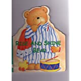 Rise and Shine Bear (Teddy Bear Shaped Board Books)