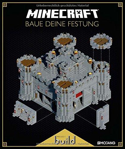 Minecraft - Baue deine Festung das Buch von  - Preis vergleichen und online kaufen