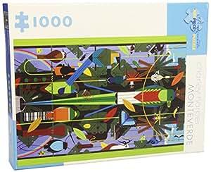 Charley Harper - Monteverde: 1,000 Piece Puzzle
